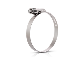 Constant Tension Heavy Duty Worm Drive Clamp