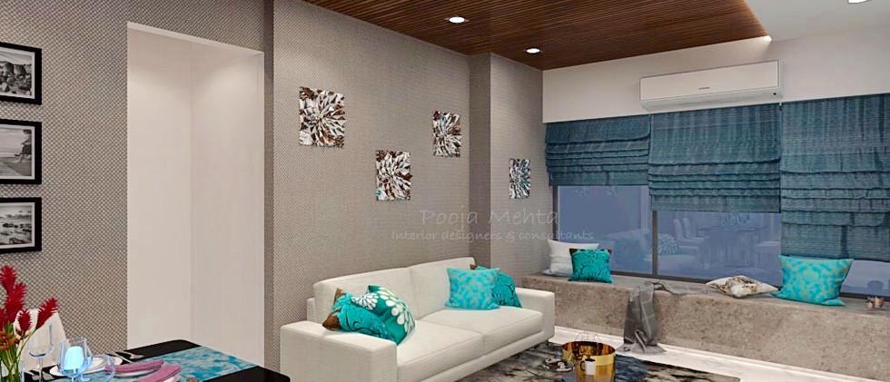 Top Expert Residential Interior Designers In Mumbai - Pooja Mehta Designing Dreams