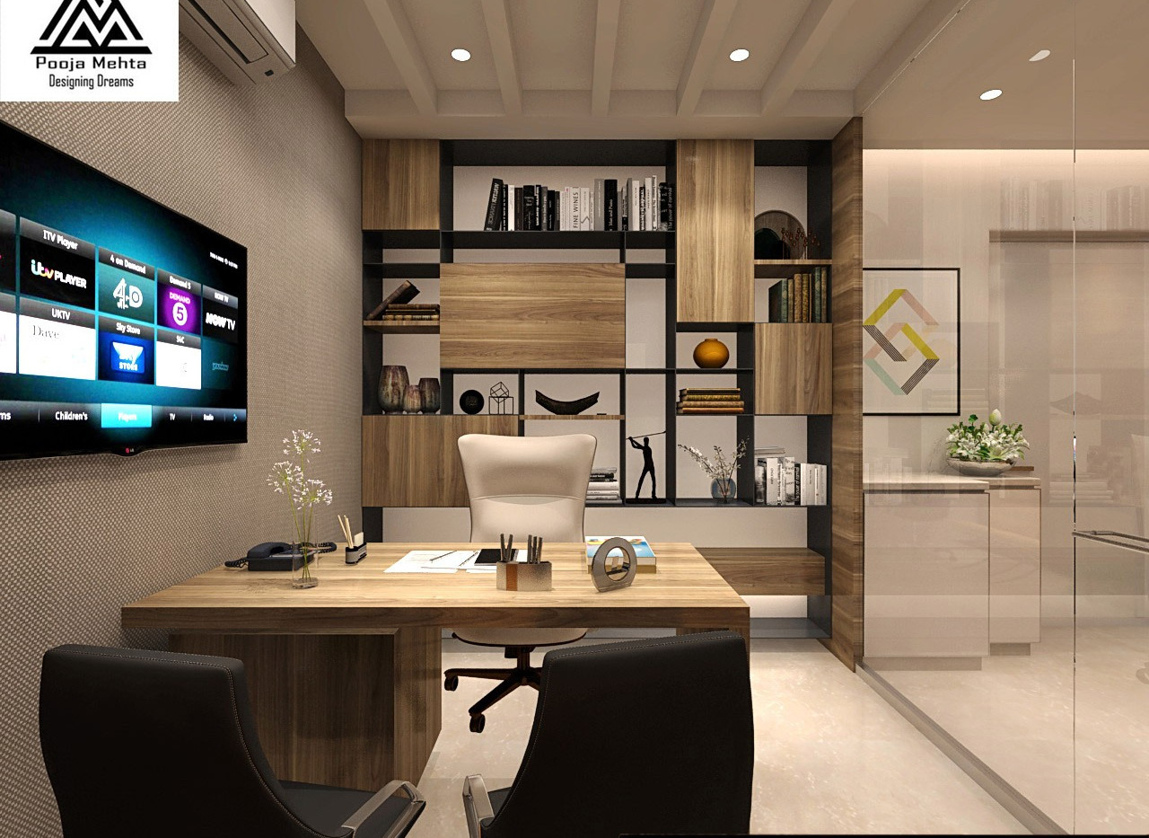 Top Commercial Interior Designers In Mumbai - Pooja Mehta Designing Dreams