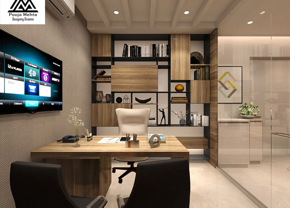 Top Commercial Interior Designers In Mumbai - Pooja Mehta Designing Dreams