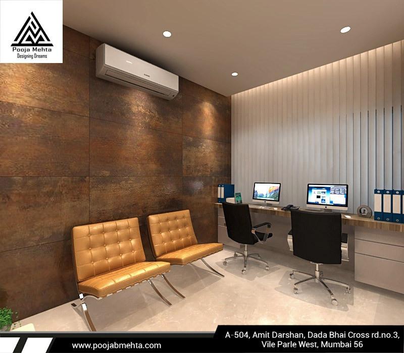 Expert Office Interior Designers In Mumbai - Pooja Mehta Designing Dreams