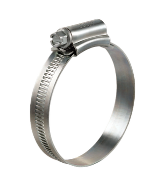 Worm Drive Serrated Clamps