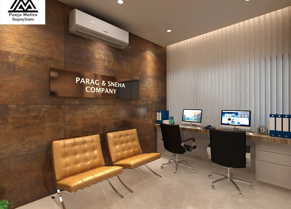 Experienced Office Interior Designers In Mumbai - Pooja Mehta Designing Dreams