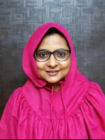 Farida Gohil
