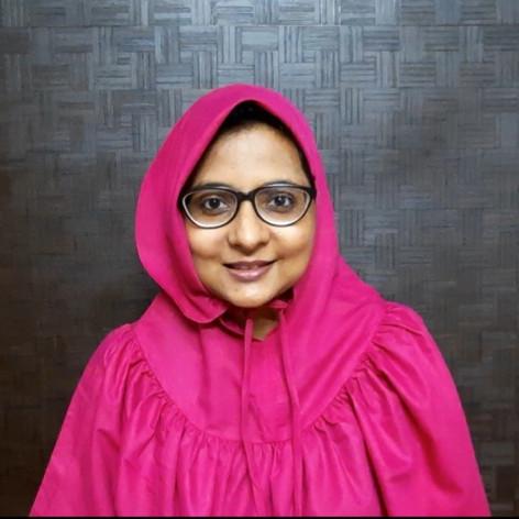 Farida Aliasgar Mandsaurwala