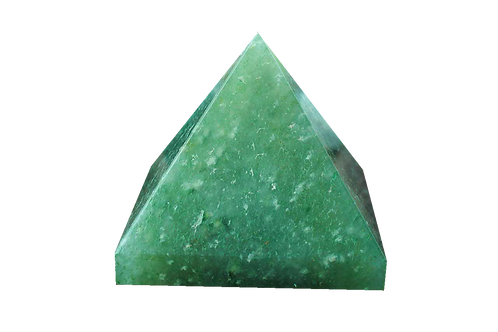 Green Jade Pyramid