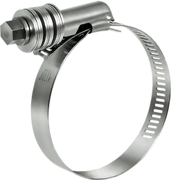 Constant Tension Worm Drive Clamp
