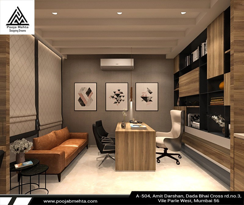 Professional Office Interior Designers In Mumbai - Pooja Mehta Designing Dreams