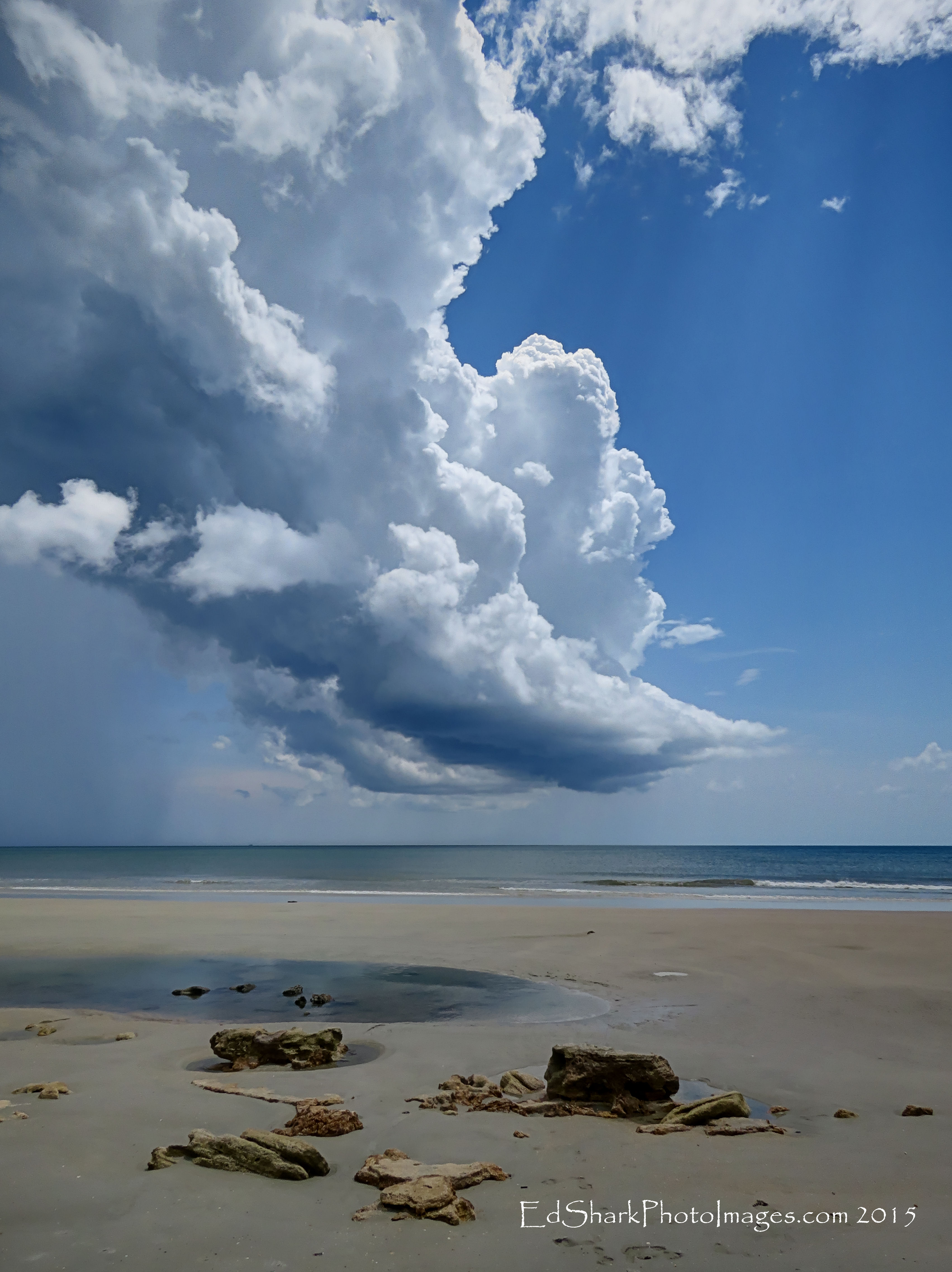 Storm Clouds Inflow Malacompra 07.15.2015