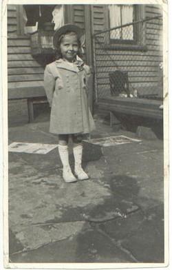 Young Caroline Gunsorek