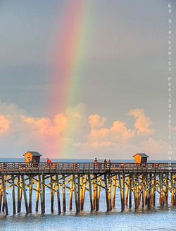 Rainbow Vertical Flagler 10.08.2012