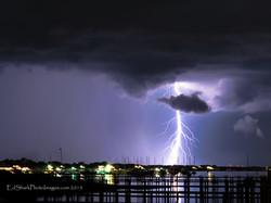 Lightning CG Branch St. Augustine 06.23.2015
