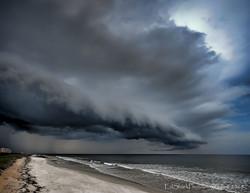 Storm Clouds Shelf Flagler 06.25.2015