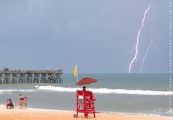 Lightning CG Flagler 08.13.2012