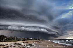 Storm Clouds Shelf Flagler 06.11.2015