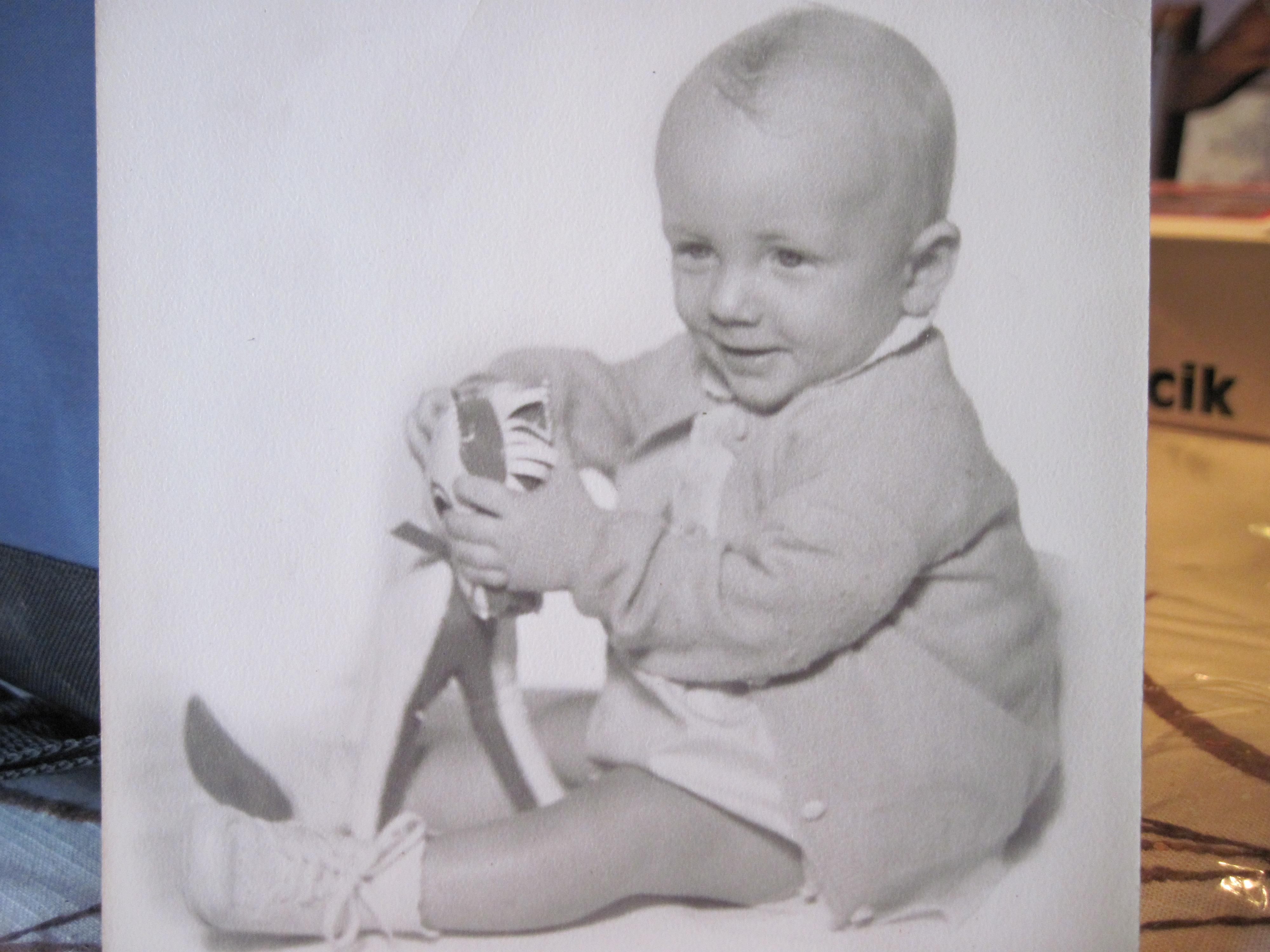 Uram Ronald Baby 2