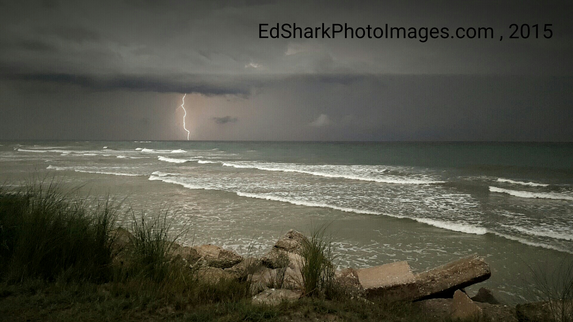 Lightning CW Matanzas 08.26.2015