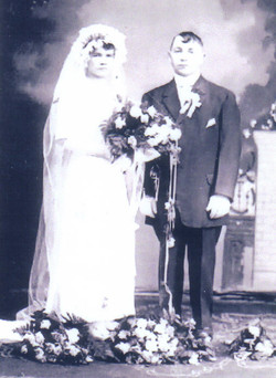 Mary and John Siarkowicz Wedding