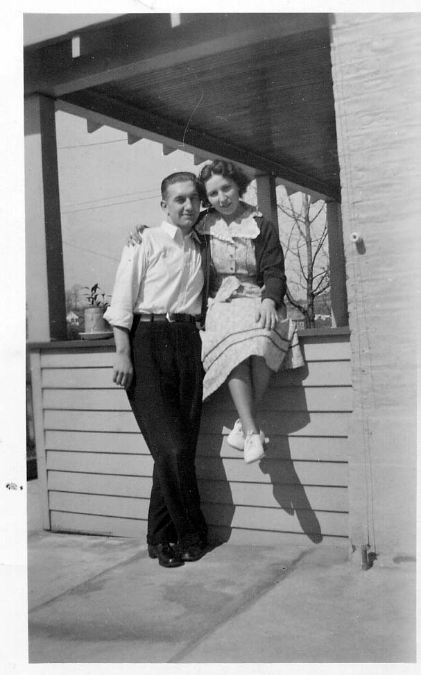 Millie Harry Czarnecki dating 1937