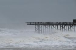 Hurricane Matthew Flagler Beach II Day Of