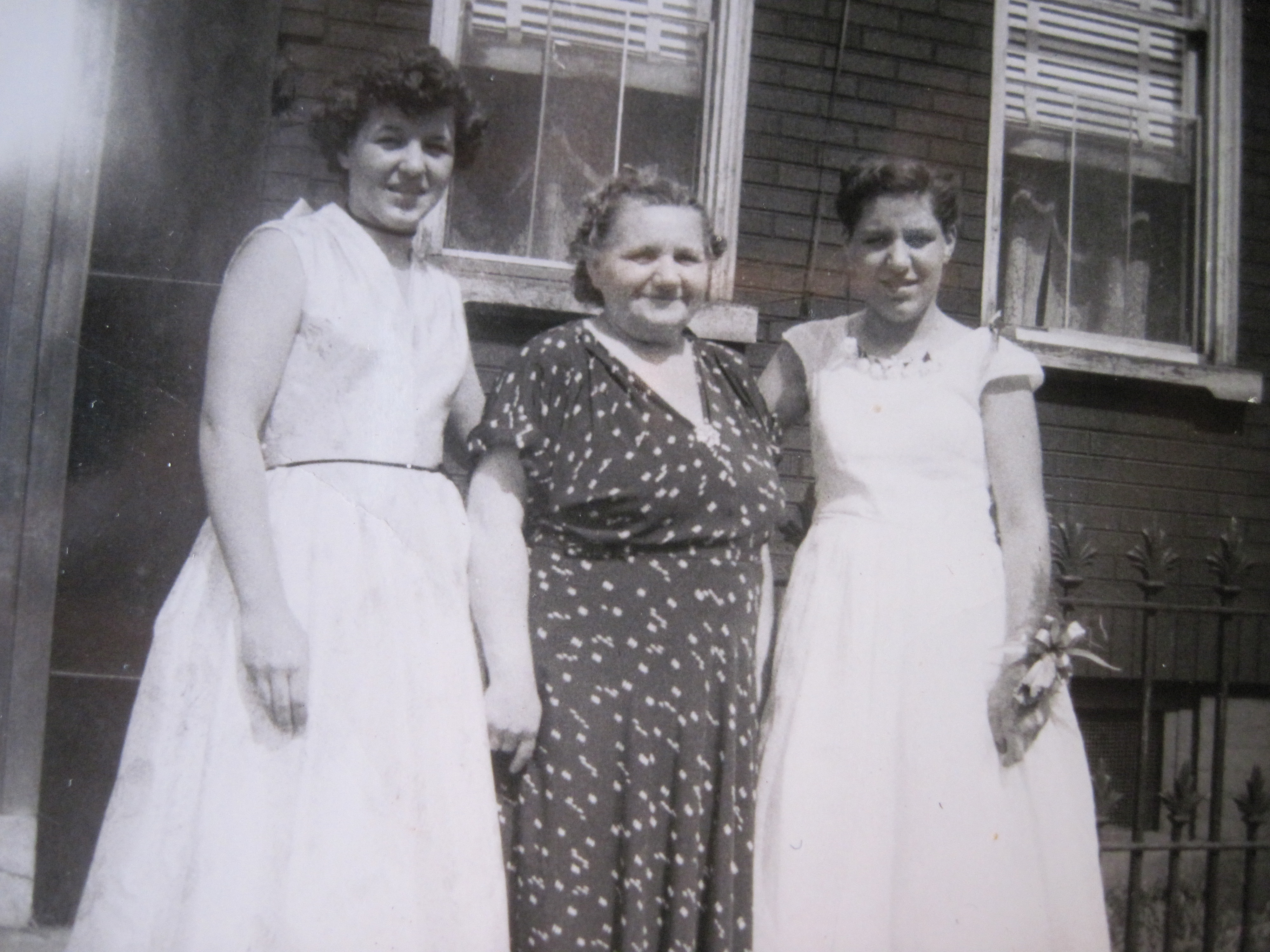 Wanatowicz Joanie and Maryann Uram Tessie