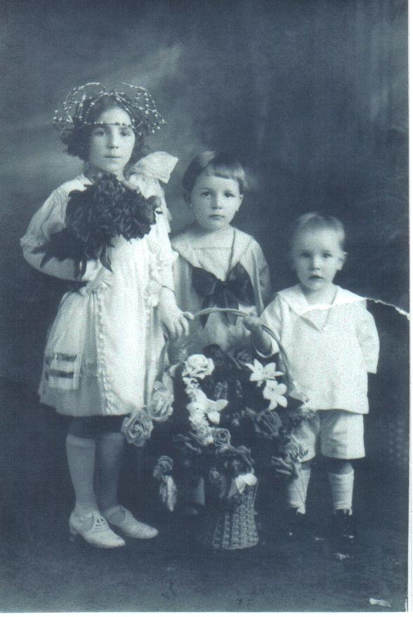 Emilia, Joe, Edward