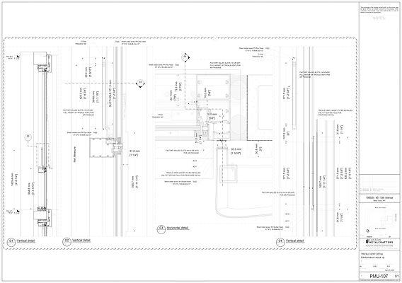 Revised Trickle Vent PMU Shop Drawings_C