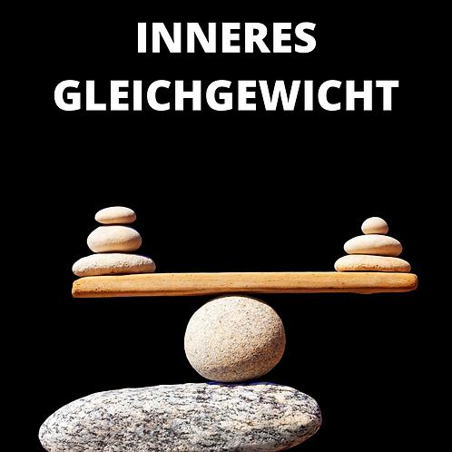 INNERES GLEICHGEWICHT HYPNOSE