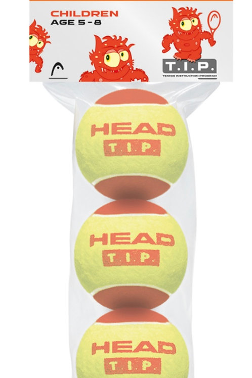 x3 HEAD Mini Red Balls