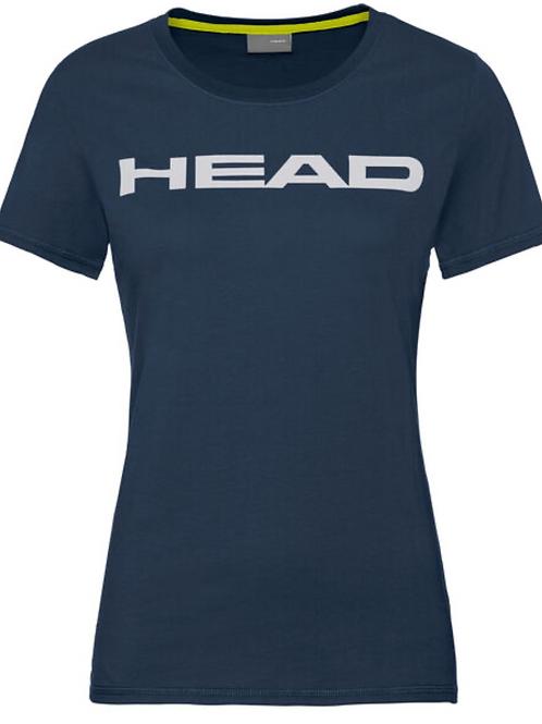 Head Ladies Club T Shirt - Blue