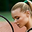 Thumbnail: Tennis Hair Tie/Wrist Band