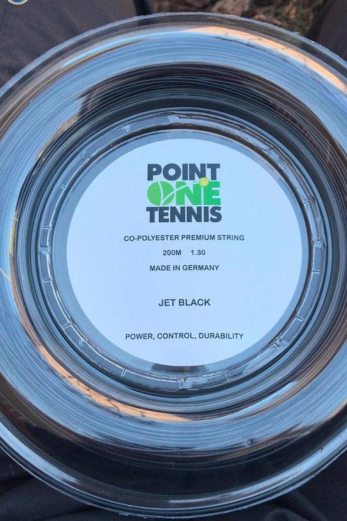 Black Co Poly Strings - 12m Set