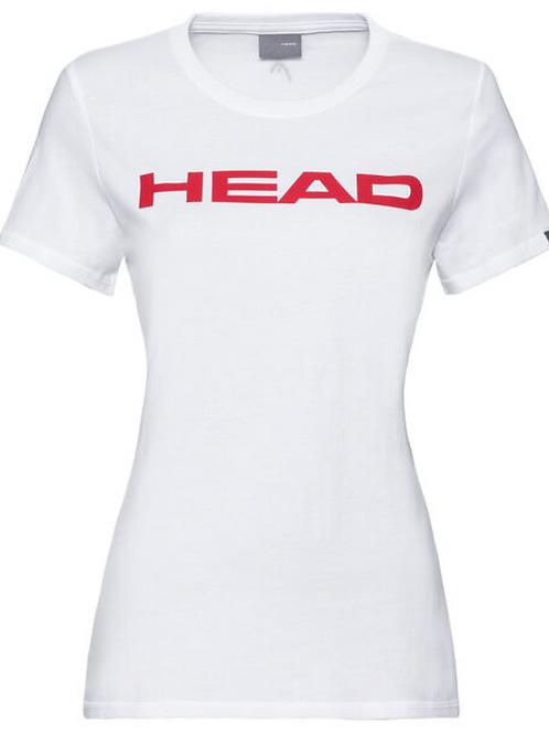 Head Ladies Club T Shirt - White