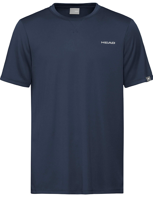 Head Mens Easy Court T Shirt - Blue