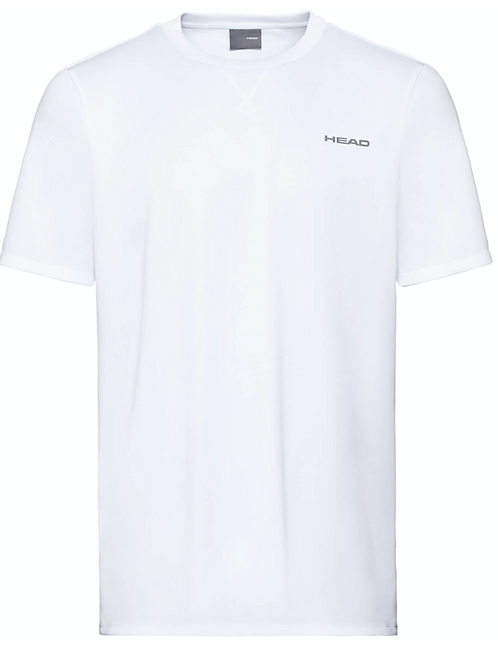 Head Mens Easy Court T Shirt - White