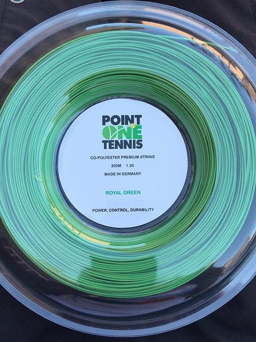 Green Co Poly Strings - 200m Reel