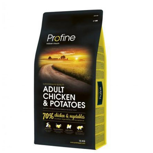 Profine Dogfood 15kg Adult Chicken And Potatoes