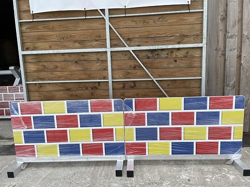 Design 4 - Brick Wall Fillers