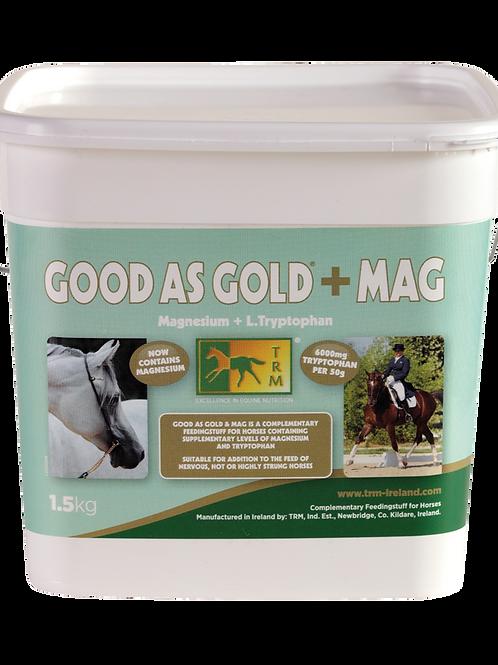 Good as Gold +Mag