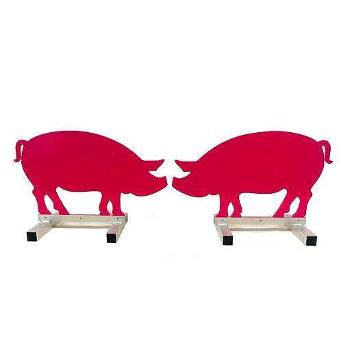Pig Fillers Pair - Aluminium