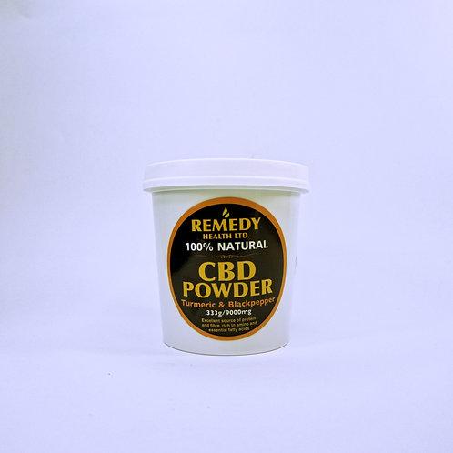 CBD Powder Turmeric & Black Pepper
