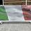 Thumbnail: Irish Flag Free-Standing Fillers Pair