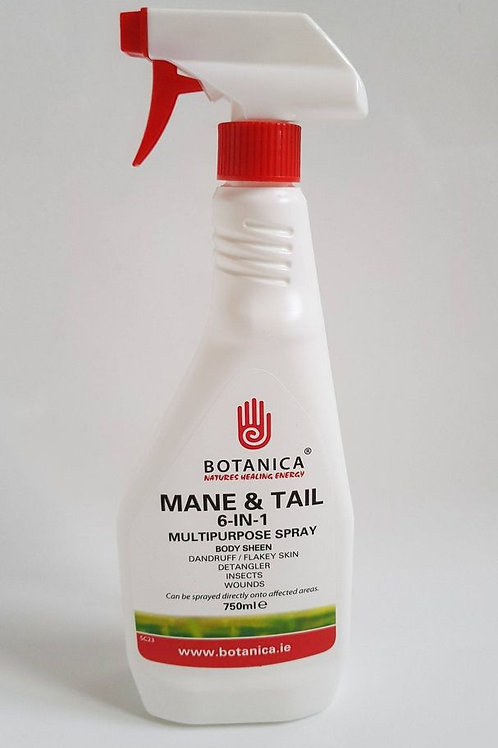 Botanica 6 in 1 Mane & Tail Spray