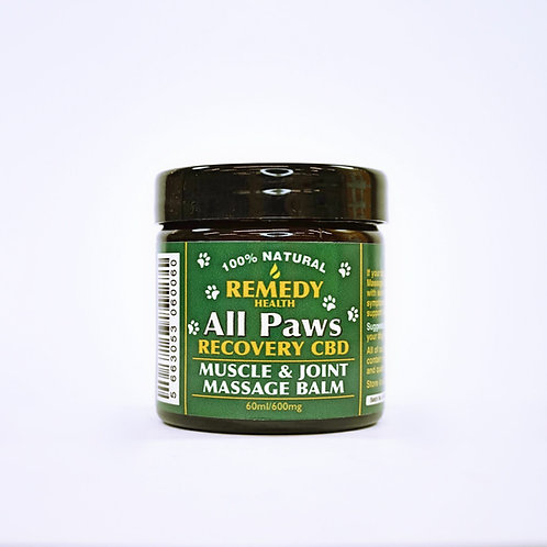 All Paws Recovery Muscle & Joint Massage Balm