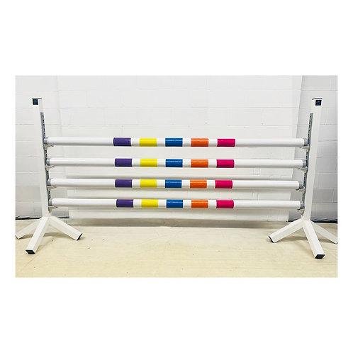 11 Banded Pole