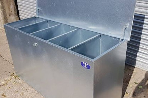 5 Compartment Standard Feed Bin