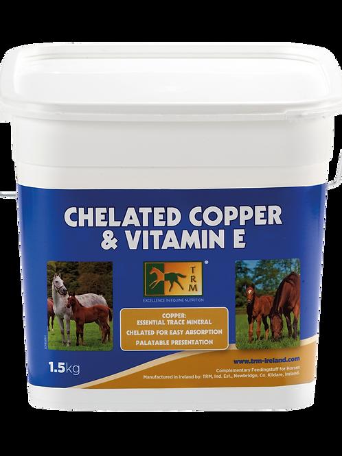 Chelated Copper & Vitamin E
