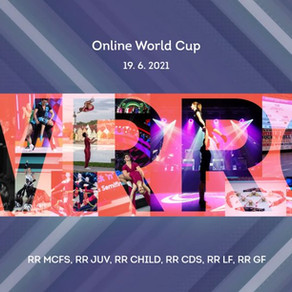 SILUETA na ONLINE světovém poháru kategorie A