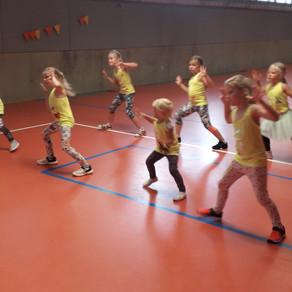 POZVÁNKA: taneční příměstský tábor Klánovice 2020