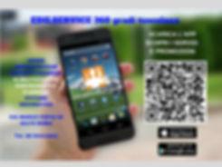 codici qr app scarica applicazione edilservice 360 gradi tuscolana